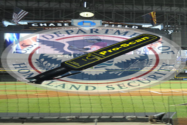 MLB Prepares New DHS Screening Measures at All Ballparks