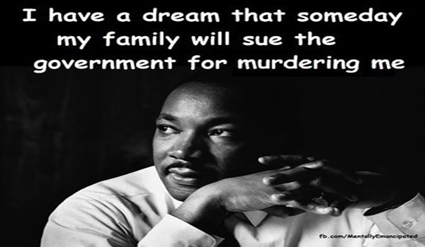 MLK ASSASSINATED BY US GOVT King Family civil trial verdict