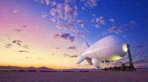 Massive US airships to conduct 24/7 domestic aerial surveillance