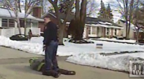 Michigan man gets proned out at gunpoint for exercising 2nd amendment