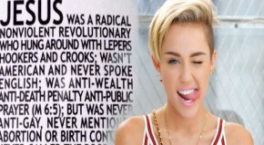 Miley Cyrus Sparks Outrage with Jesus Instagram Message