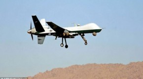 Military drones set to get stronger chemical weapons and could soon make their OWN decisions during missions