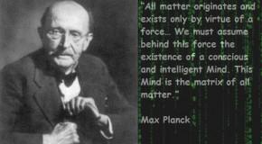 Mind is the Matrix of Matter