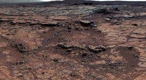 Mystery Mars rock reveals unexpected chemical composition