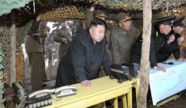 """Coreia do Norte ameaça com """"Inimaginável Holocausto '"""