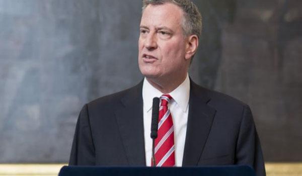 NYC mayor Defending Israel is part of my job