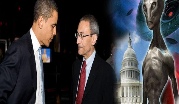 New Obama Advisor John Podesta An Advocate For UFO Disclosure