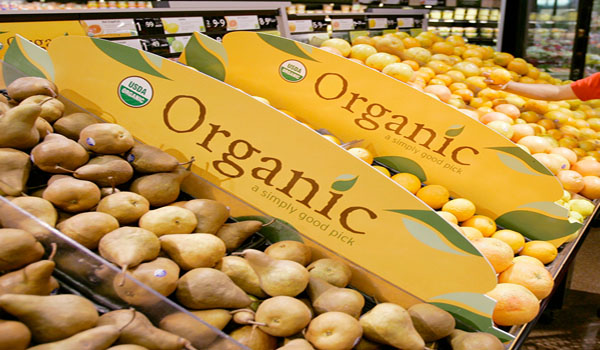 Organic food shortage hits US