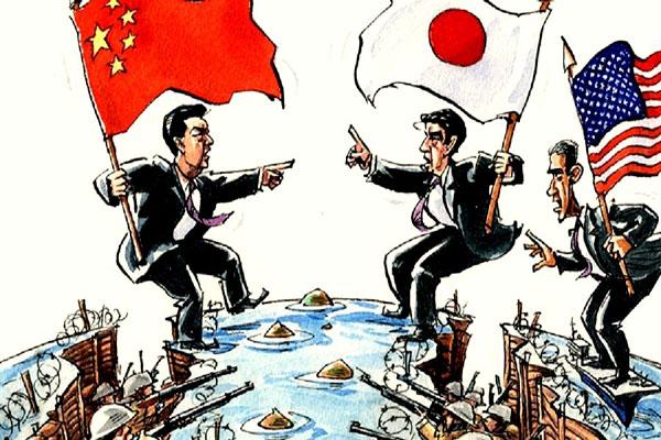 """Rússia adverte EUA-China-Japão Guerra do Pacífico """"apenas algumas semanas"""""""