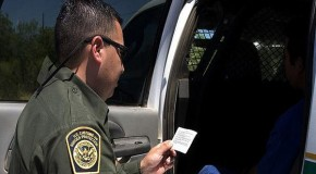 Shock Video: Border Agent Acknowledges Constitution At Checkpoint