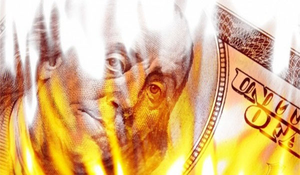 Six Reasons Why The Government Is Destroying The Dollar