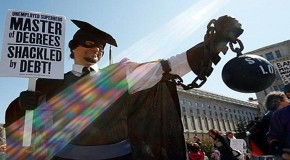 The Higher Education Bubble: Student Debts and the Bankers' New Socially Engineered Trap