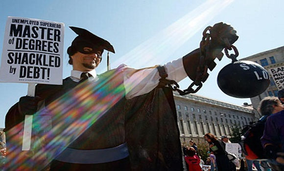 The Higher Education Bubble Student Debts and the Bankers' New Socially Engineered Trap