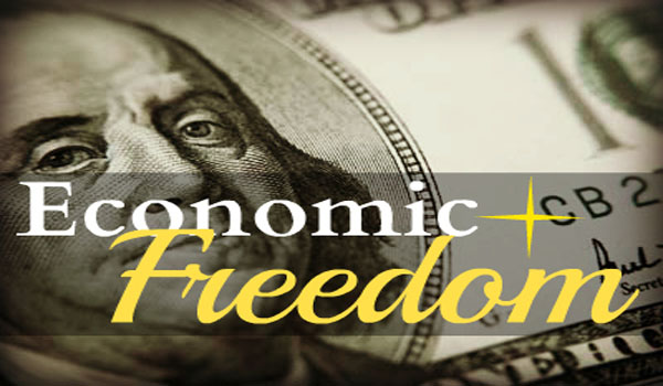 The Level Of Economic Freedom In The United States Is At An All-Time Low