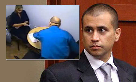 The Video George Zimmerman Hopes You Don't See