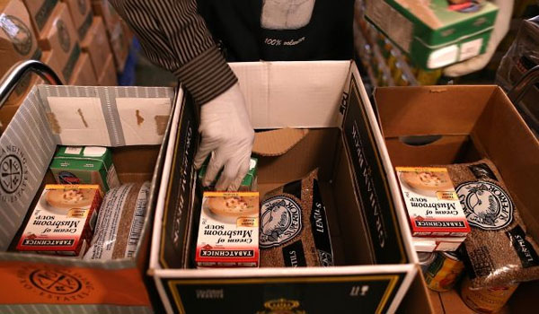 US Congress to cut food stamps by $9 billion