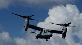 US To Sell Israel 6 Osprey VTOL Planes