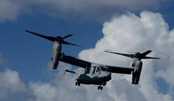 US To Sell Israel 6 Osprey VTOL Planes