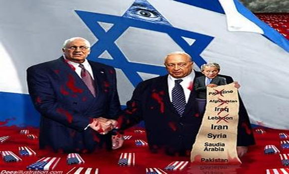 US military hijacked by Israel since 9 11 Dr