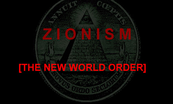 Understanding Zionist new world order My perspective