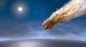 Undetected Asteroid Explodes Over The Atlantic