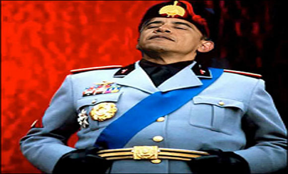 Video - Manning Dictator Obama False Flag & Martial Law Coming!