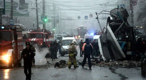 Volgograd Bombings: CIA's Chechen Assets Attack Russia Ahead of Winter Olympics