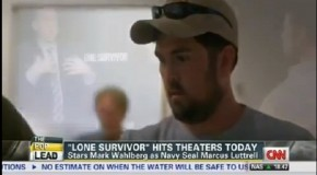 Watch This 'Lone Survivor' Navy Seal Slam CNN Host