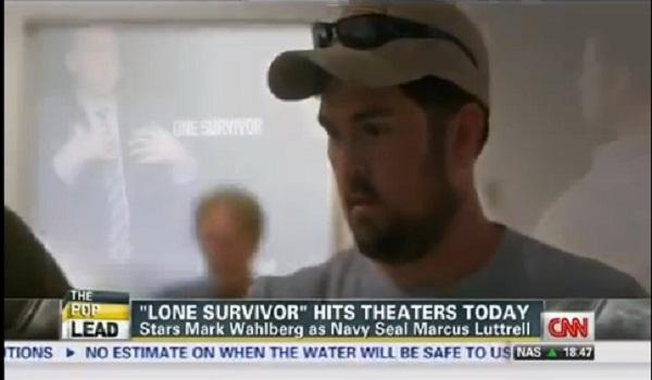 Watch This 'Lone Survivor' Navy Seal Slam CNN Host