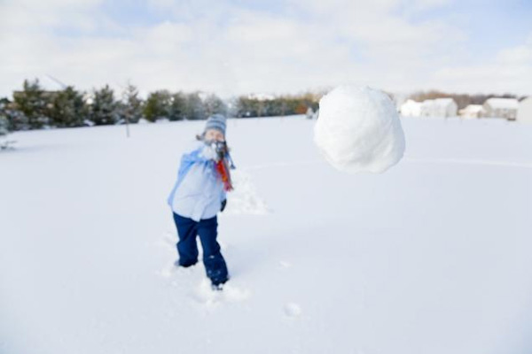 13-year-old boy faces felony charge for hitting Chicago cop with snowball
