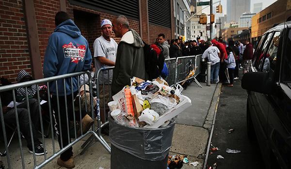 Americans trash about 1 3 of their food, worth $161bn - USDA