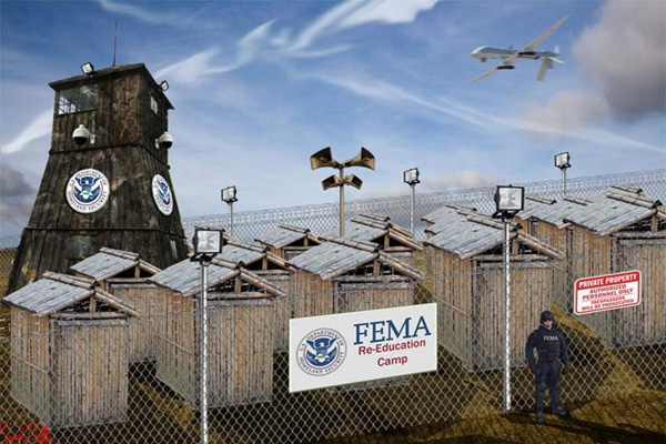 BOMBSHELL Government Documents EXPOSE FEMA Detainment List Criteria