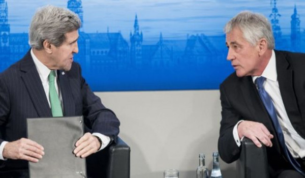 China, Russia challenging US military power Hagel