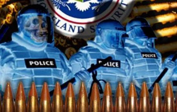 DHS Contracted to Purchase 704 Million Rounds of Ammo Over Next 4 Years: 2,500 Rounds Per Officer