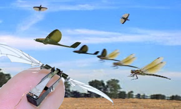 Dragonfly: World's Smallest Autonomous Drone Takes Flight