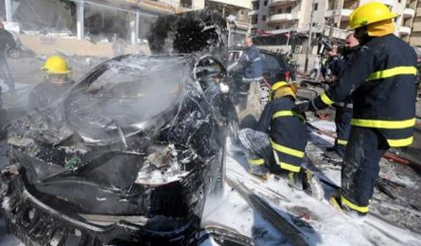 Embittered Israel to blame for Beirut bombings: Iran