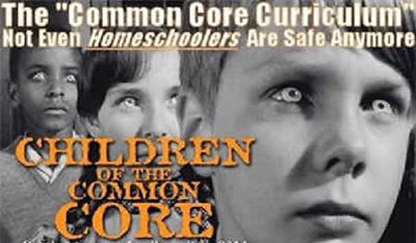 Government Schools 'Common Core' Indoctrination