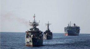 Iran Retaliates By Sending Warships To US Border