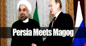 Iran offers Russia joint naval exercise