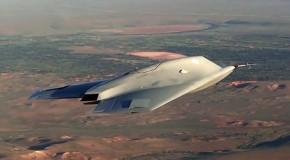 Killer robot flight: Video of UK's autonomous drone released