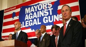 Mayor: Nationwide Gun Confiscation Is Goal of Mayors Against Illegal Guns