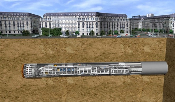 Meet Lady Bird, a massive machine digging out a solution to D.C. wastewater woes