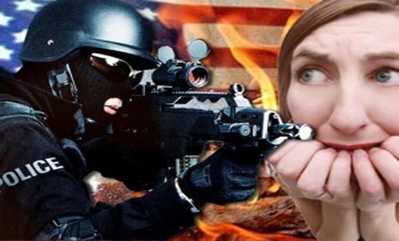 Militarizing America's Cops