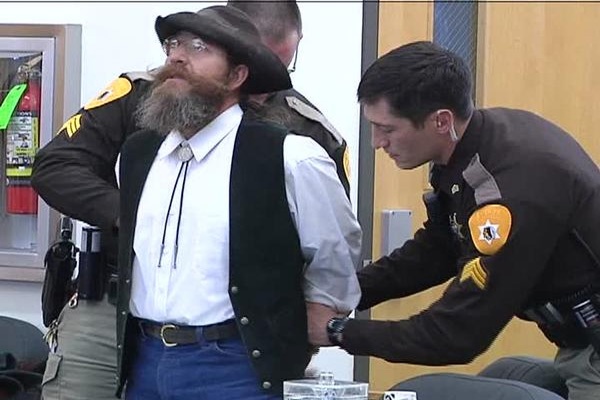 Mountain Man Back In Jail, Supporters Want to Arrest Judge