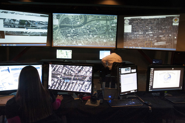 New surveillance technology can track everyone in an area for several hours at a time
