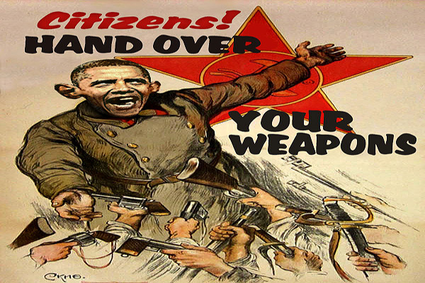 Obama Gearing Up For Complete Gun Confiscation