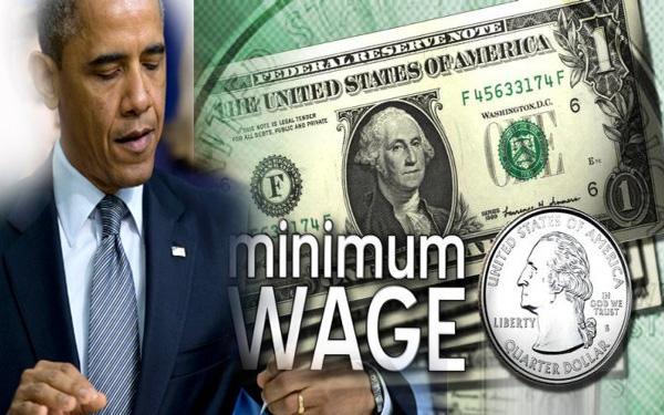 Obama Set To Sign Executive Order On Minimum Wage
