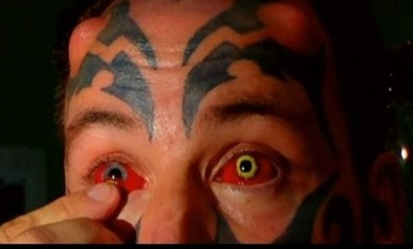 People Are Undergoing Extreme Body Modifications In Order To Look More Like The Devil