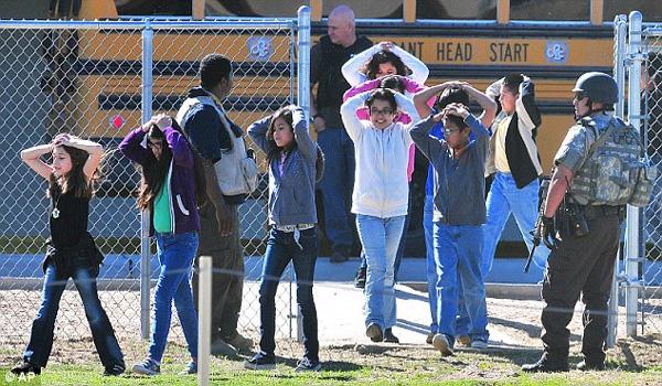 Public Schools Are Preparing America's Children For Life In A Police State