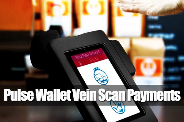 'Pulse Wallet' Hand Scan Payment - Mark Of The Beast